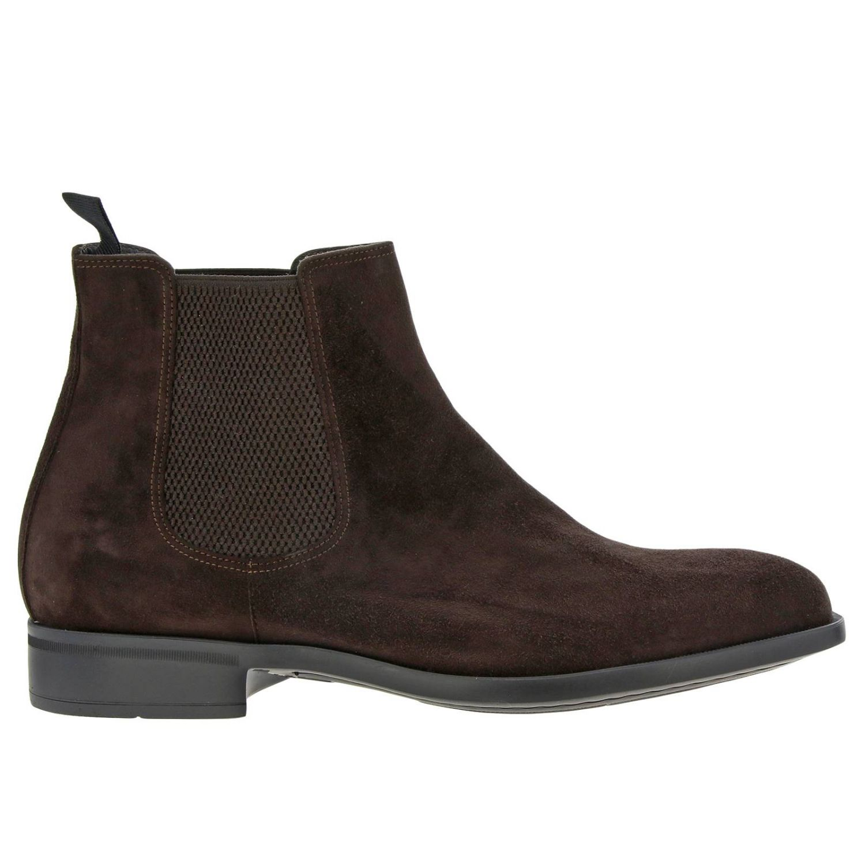 Boots men Moreschi dark 1
