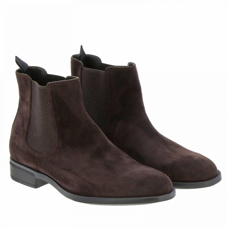 Boots men Moreschi dark 2