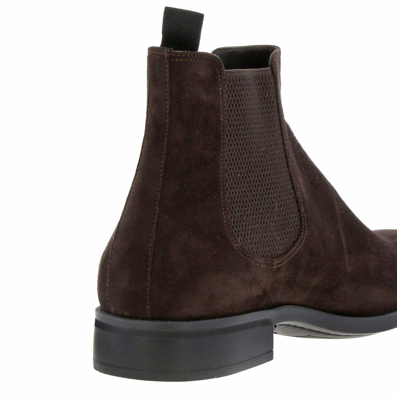 Boots men Moreschi dark 4
