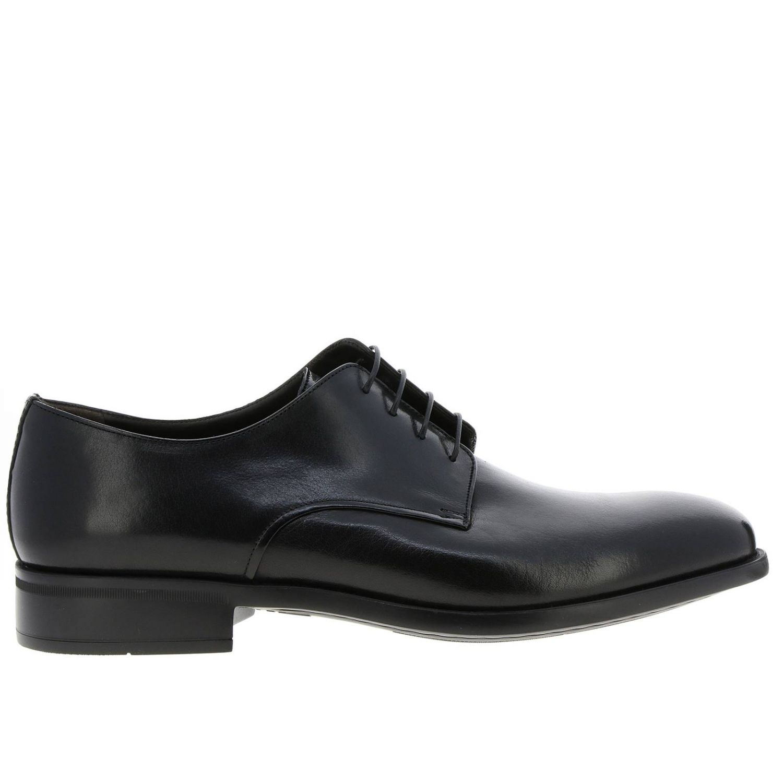 Shoes men Moreschi black 1