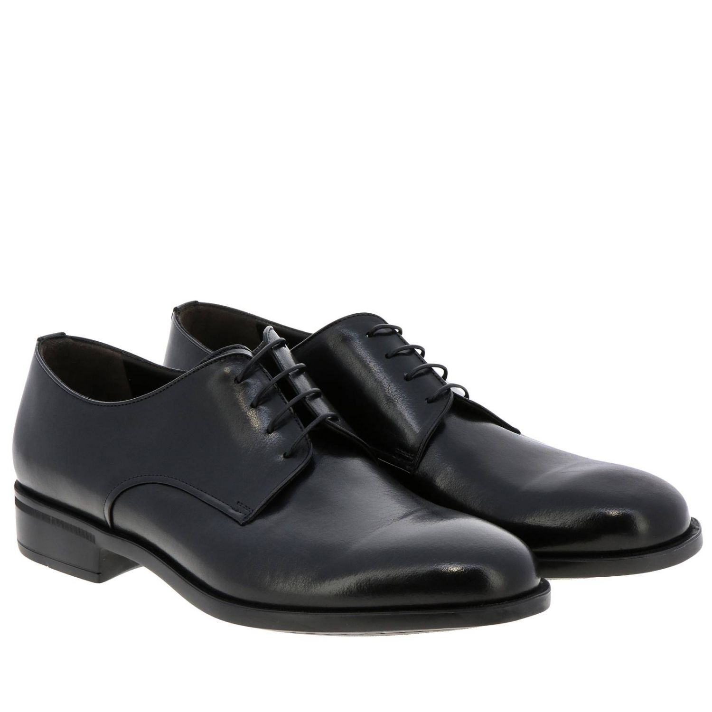 Shoes men Moreschi black 2