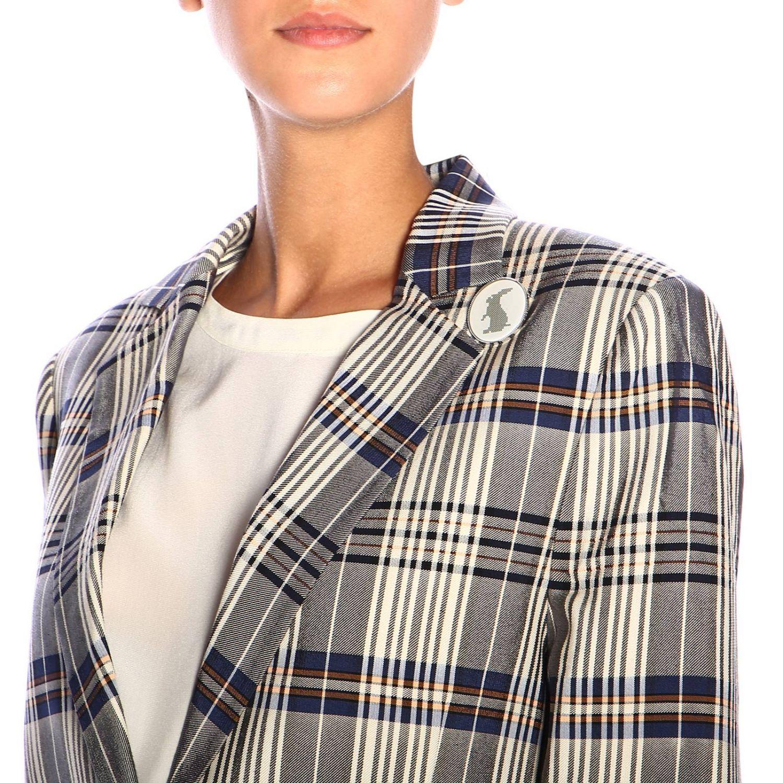 Jacket women Monse multicolor 4