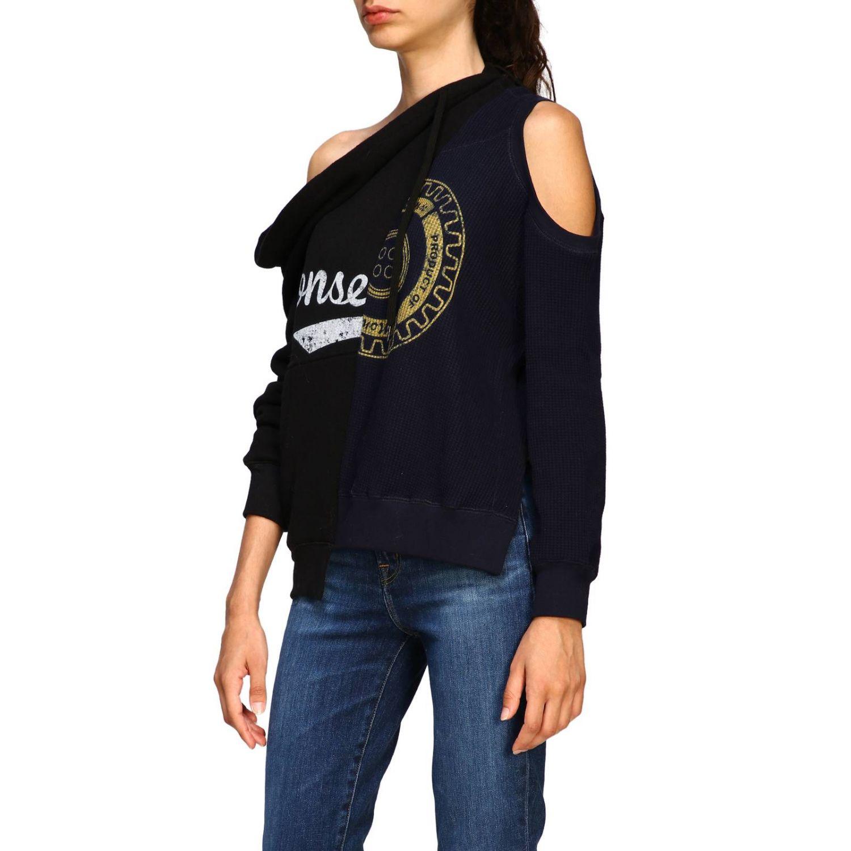 Sweater women Monse black 4