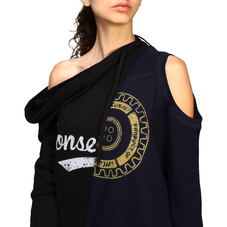 Sweater women Monse black 5