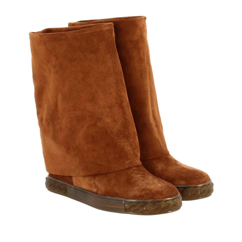 Boots women Casadei brown 2