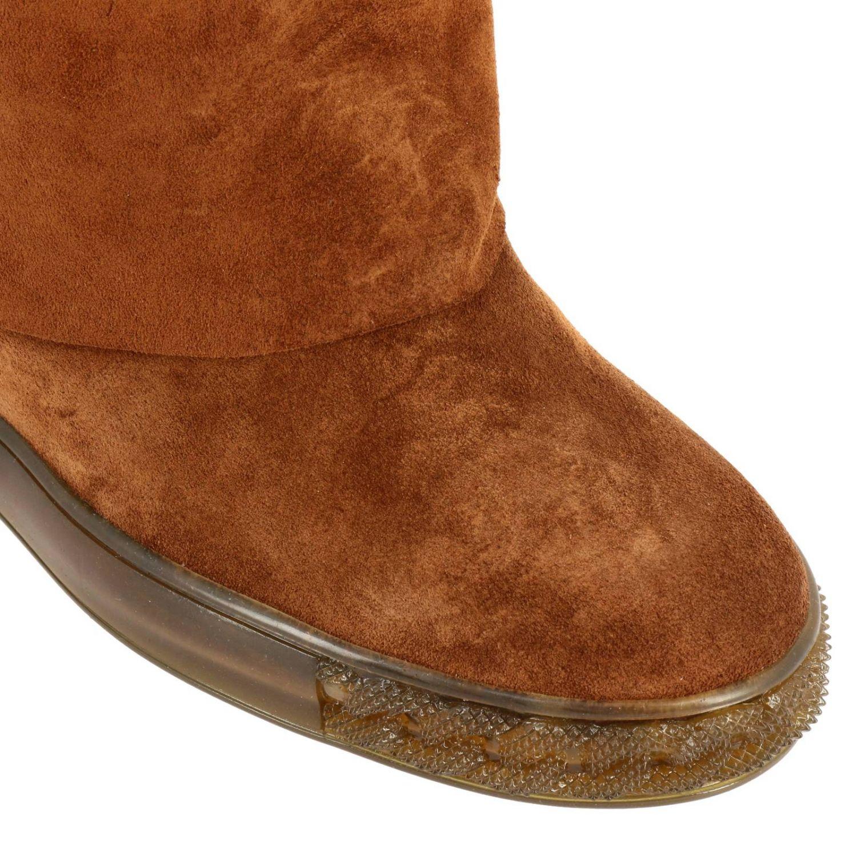 Boots women Casadei brown 3