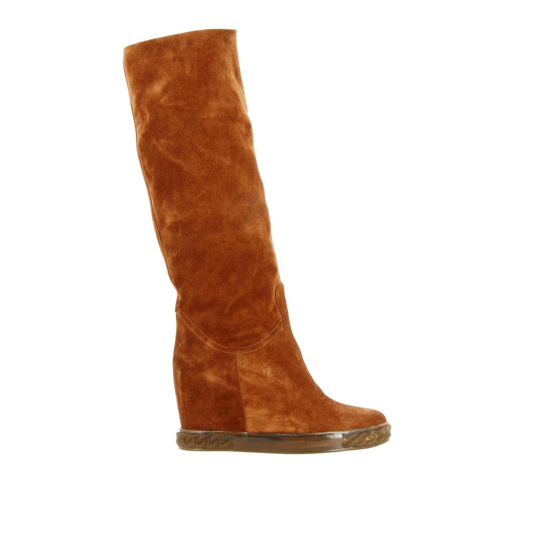Boots women Casadei brown 5