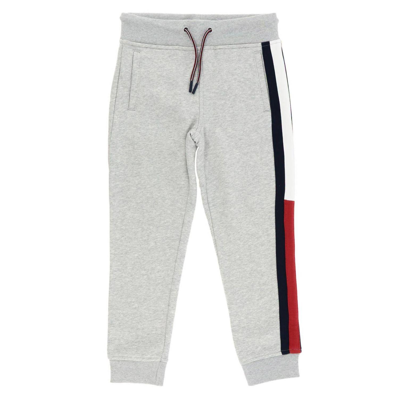 Pantalon Tommy Hilfiger: Pantalon enfant Tommy Hilfiger gris 1