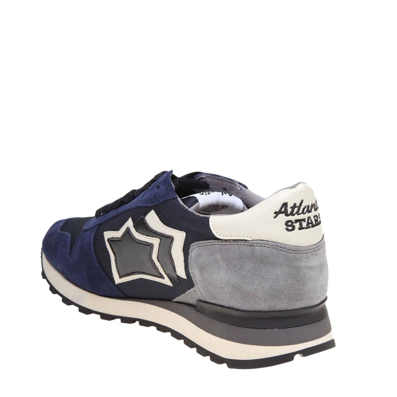 Zapatillas hombre Atlantic Stars azul marino 4
