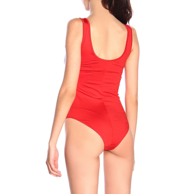 Body Levi's: Body mujer Levi's rojo 3