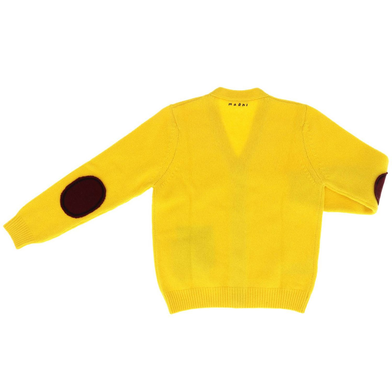 Jumper Marni: Jumper kids Marni yellow 2