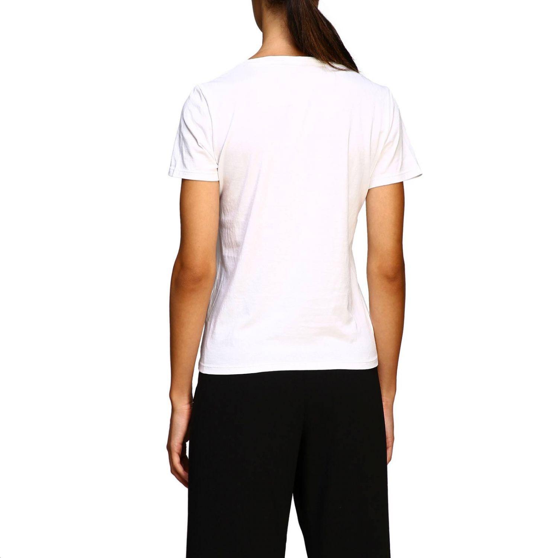 Camiseta Alice+Olivia: Camiseta mujer Alice+olivia blanco 3