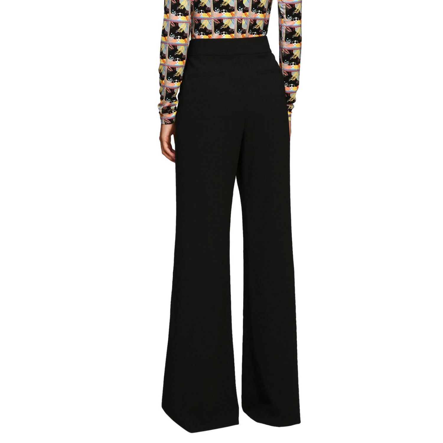 Trousers Alice+Olivia: Trousers women Alice+olivia black 3