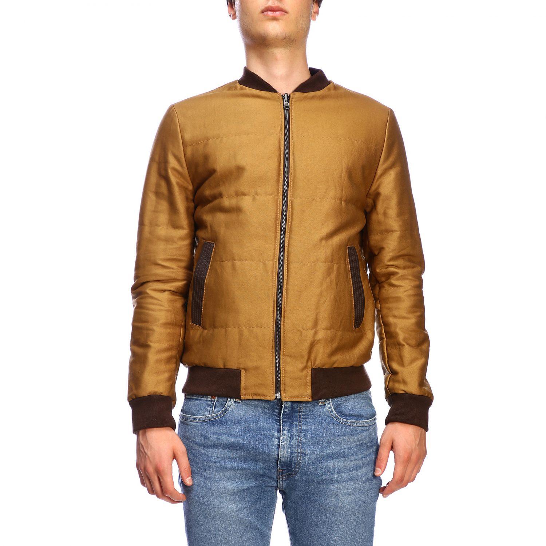 Куртка Daniele Alessandrini: Куртка Мужское Daniele Alessandrini темный 5