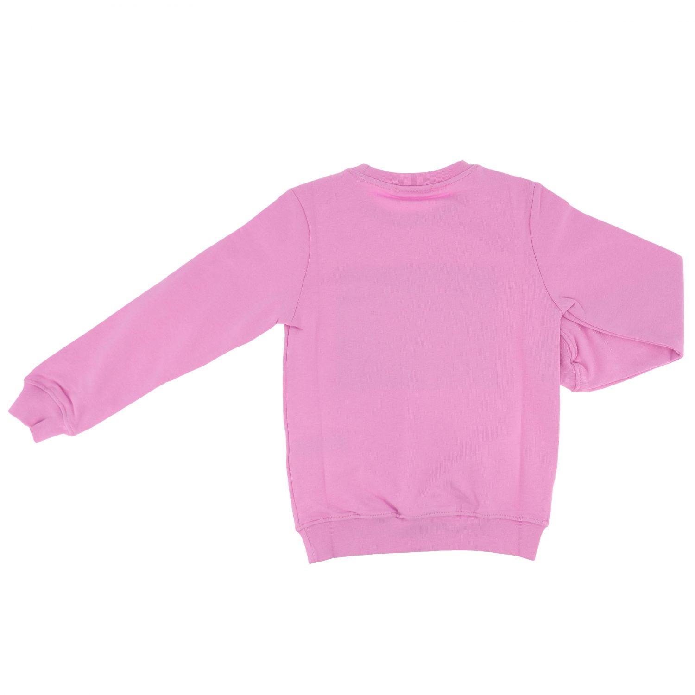 Maglia bambino Msgm Kids rosa 2