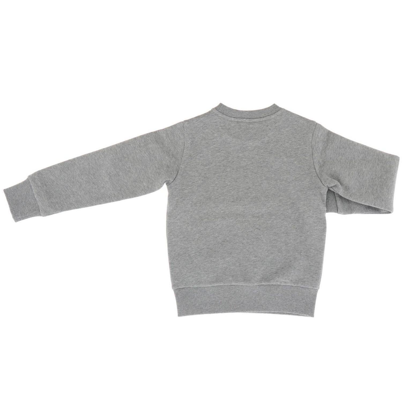 Jersey niños Moncler gris 2