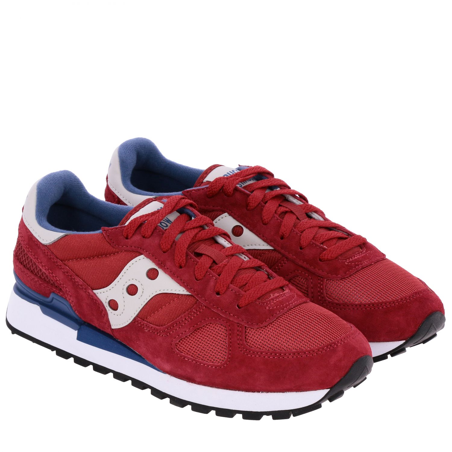 Trainers men Saucony red 2