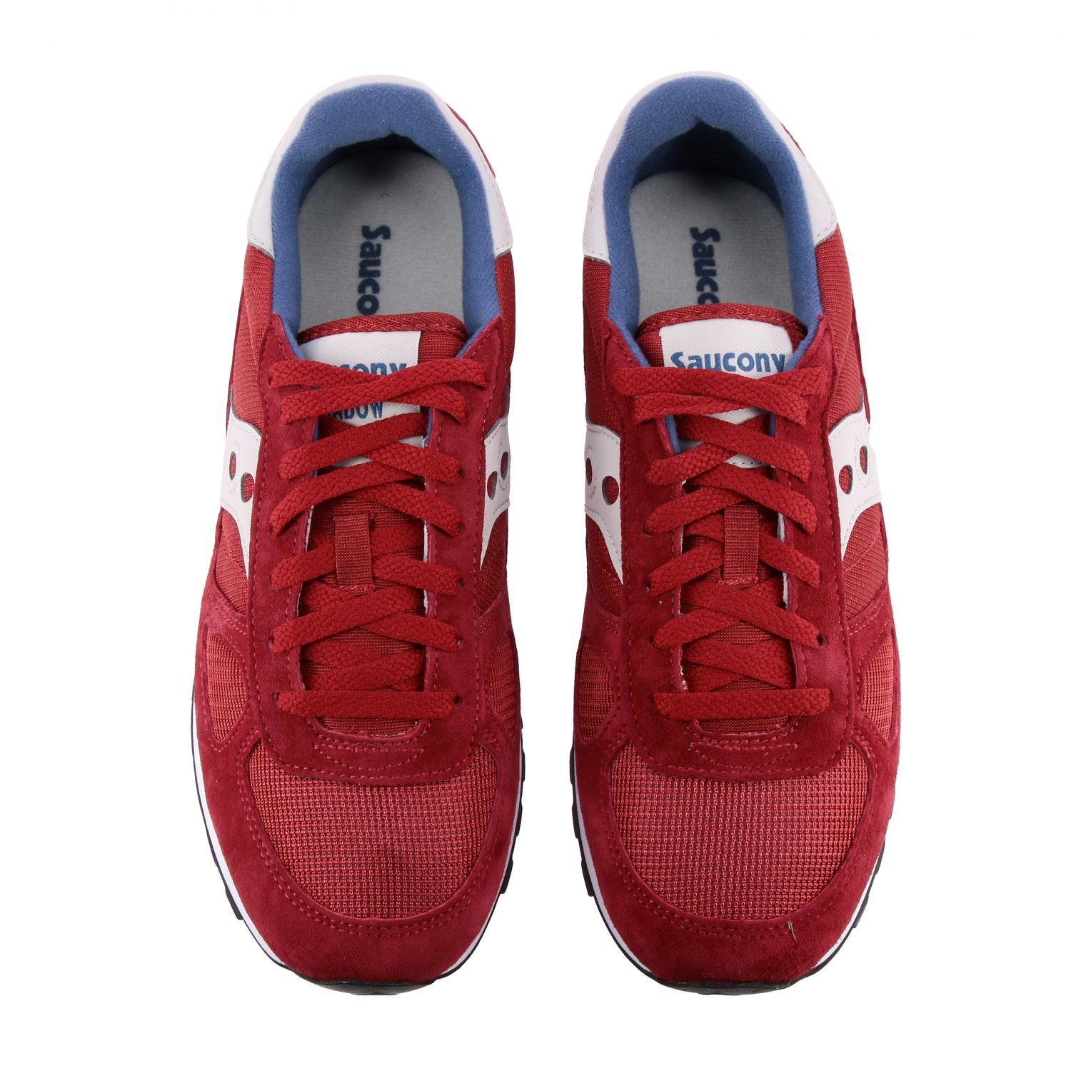 Trainers men Saucony red 3