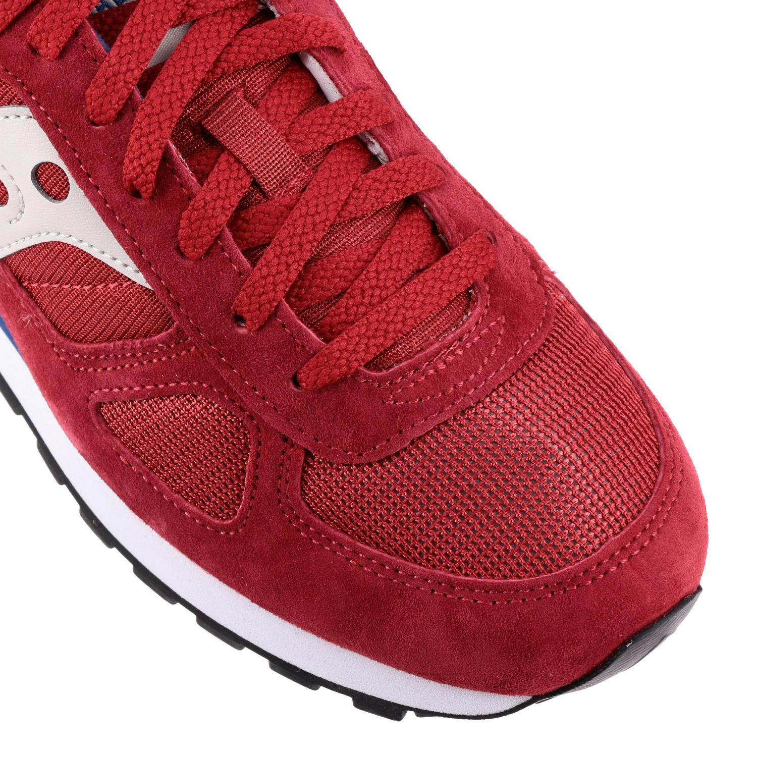 Trainers men Saucony red 4