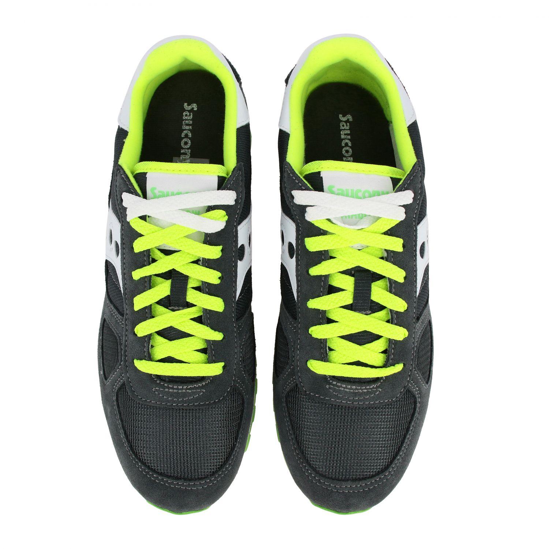 Sneakers herren Saucony grau 1 3