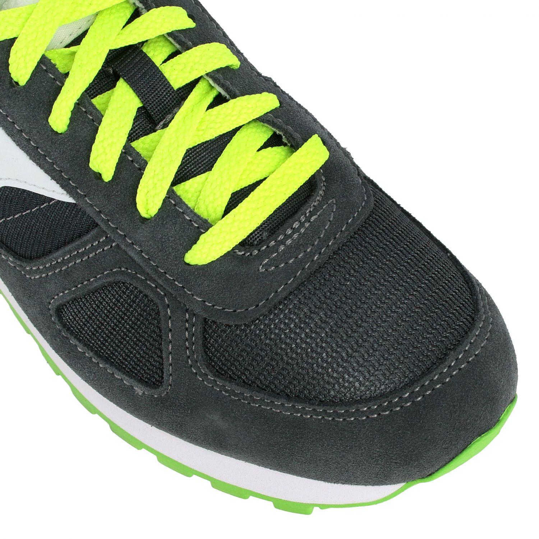 Sneakers herren Saucony grau 1 4