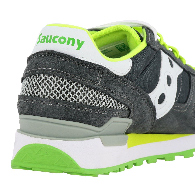 Sneakers herren Saucony grau 1 5