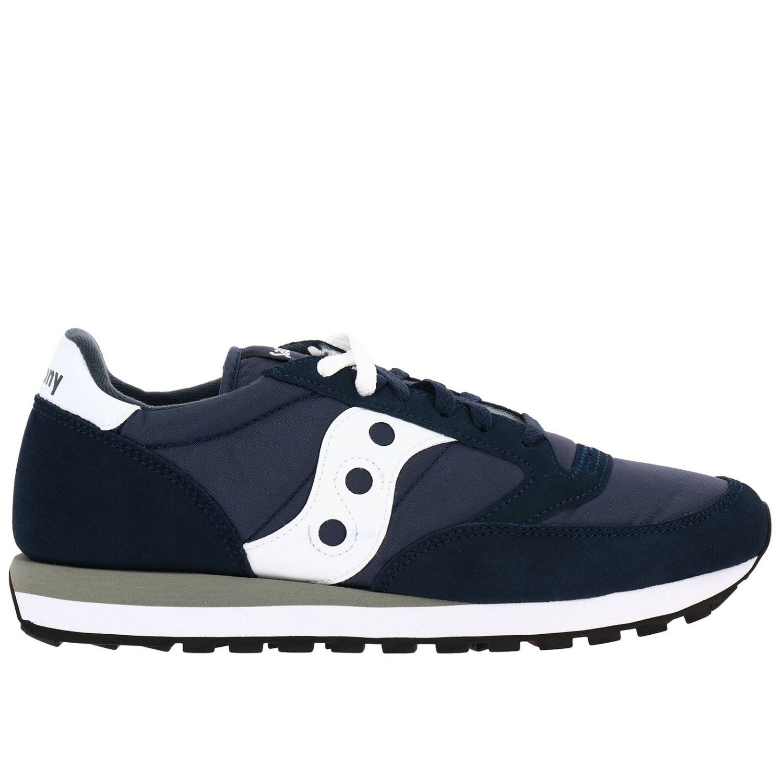 Sneakers herren Saucony blau 1