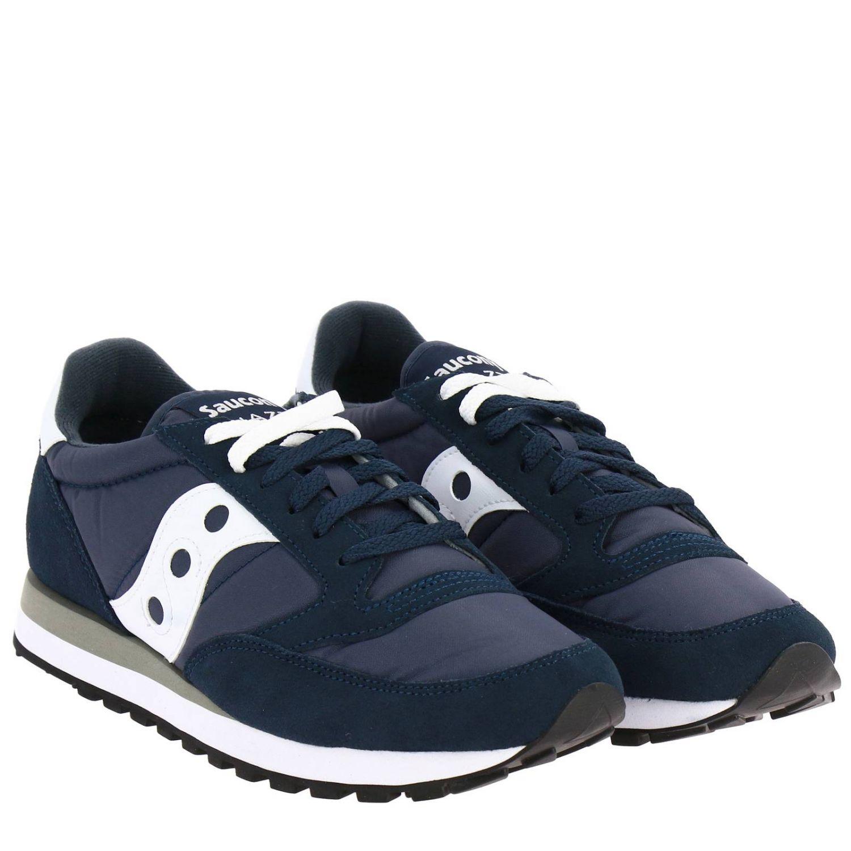 Sneakers herren Saucony blau 2