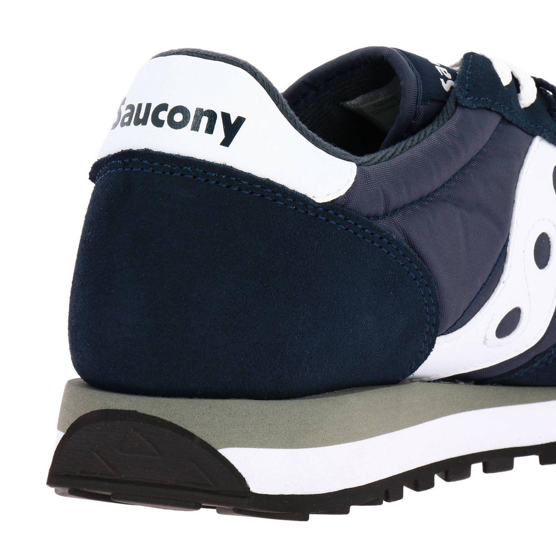 Sneakers herren Saucony blau 4