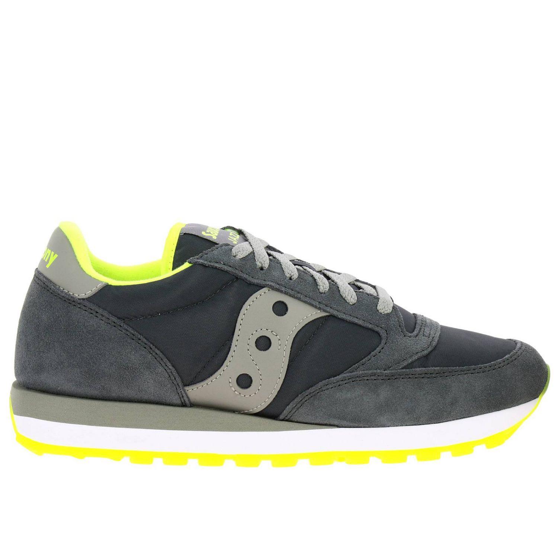 Sneakers herren Saucony grau 1