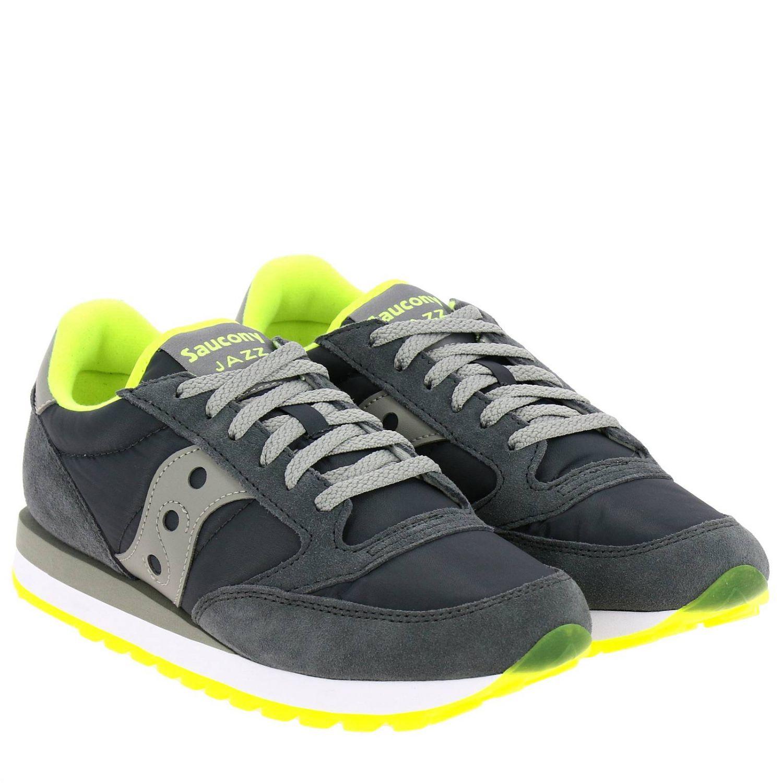 Sneakers herren Saucony grau 2
