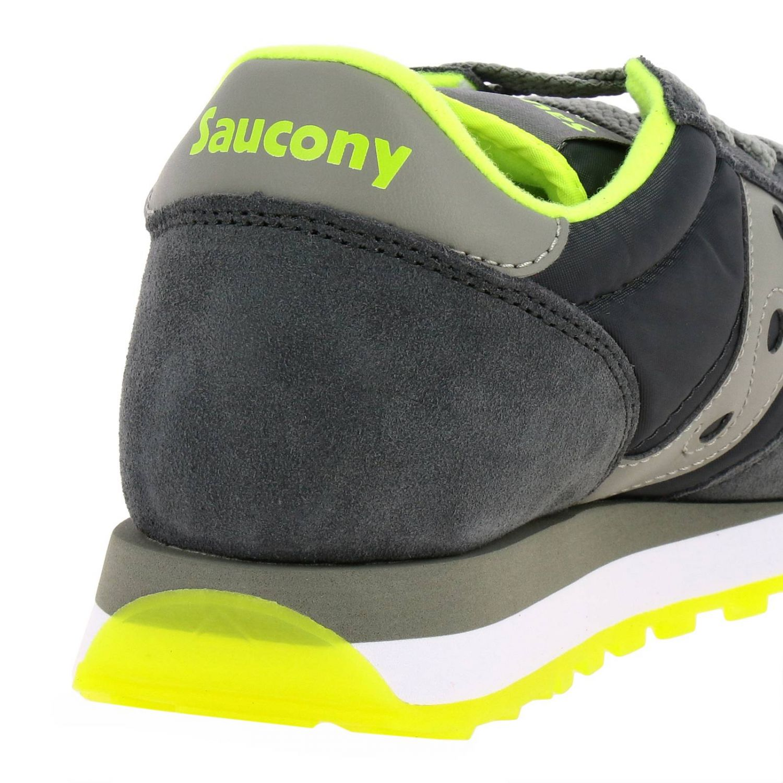 Sneakers herren Saucony grau 4