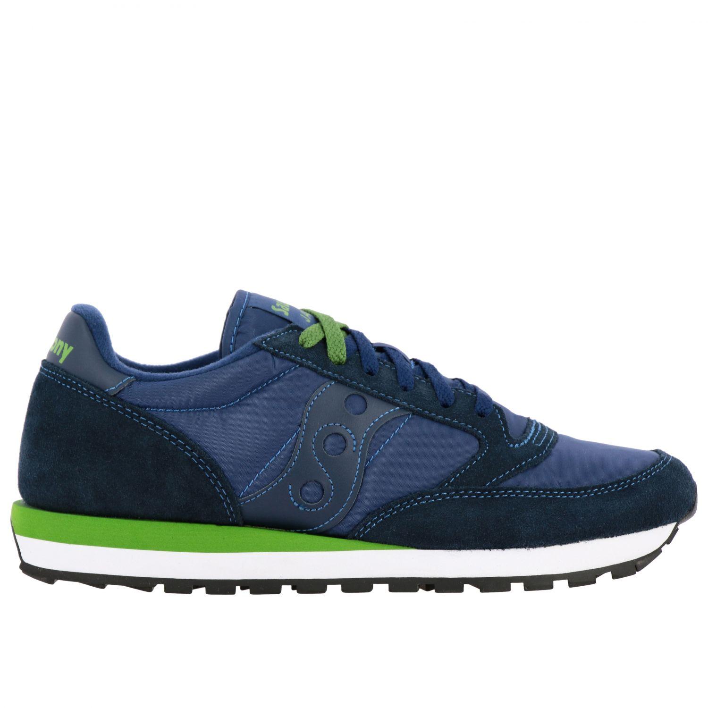 Trainers men Saucony blue 1 1