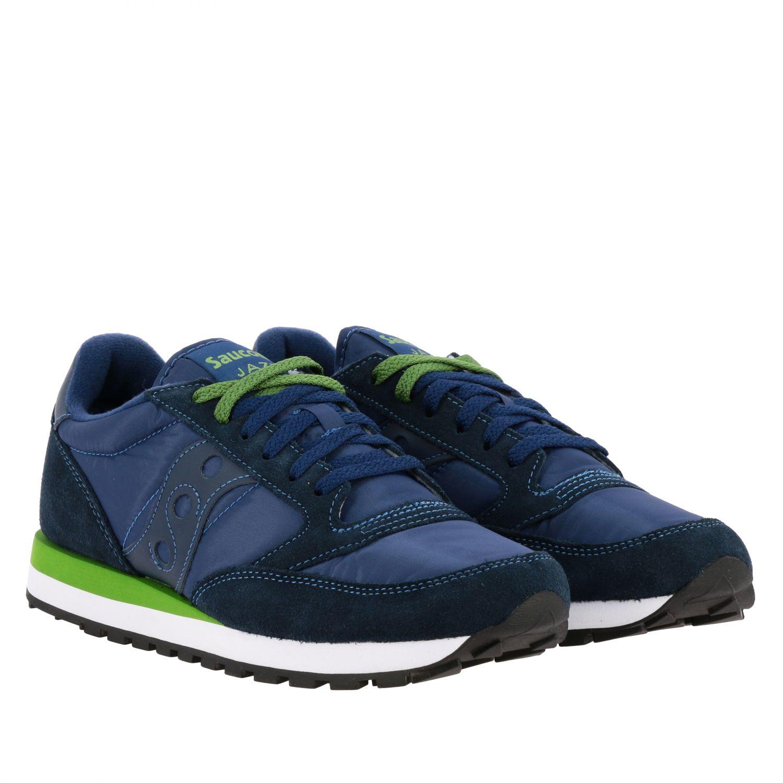 Trainers men Saucony blue 1 2