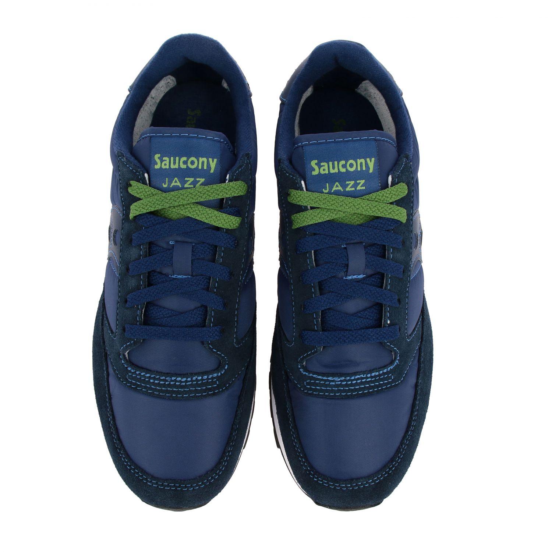 Trainers men Saucony blue 1 3