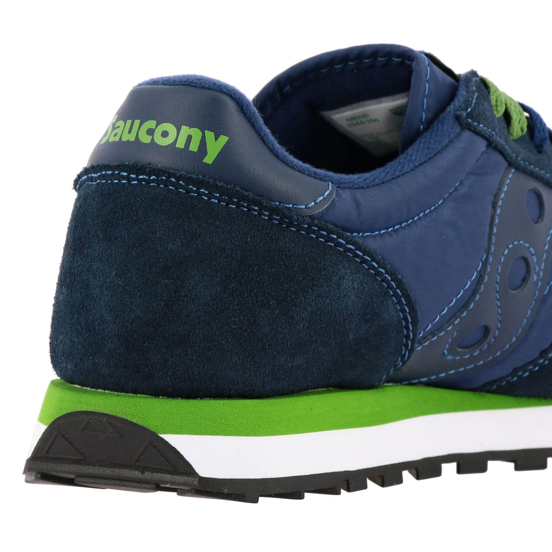 Trainers men Saucony blue 1 5
