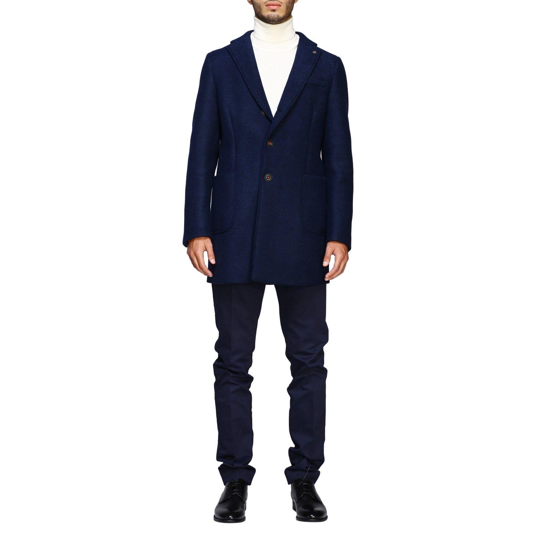 Пальто Мужское Manuel Ritz синий 1