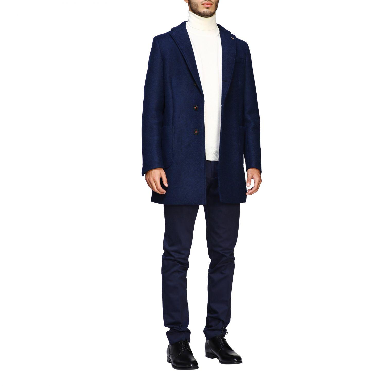 Пальто Мужское Manuel Ritz синий 2