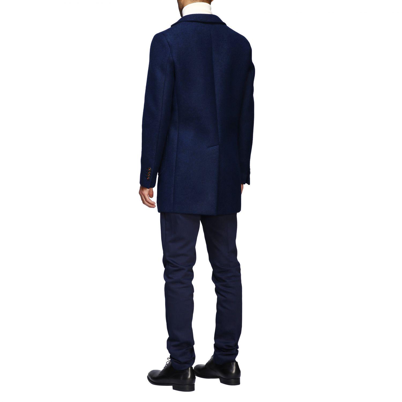 Пальто Мужское Manuel Ritz синий 3