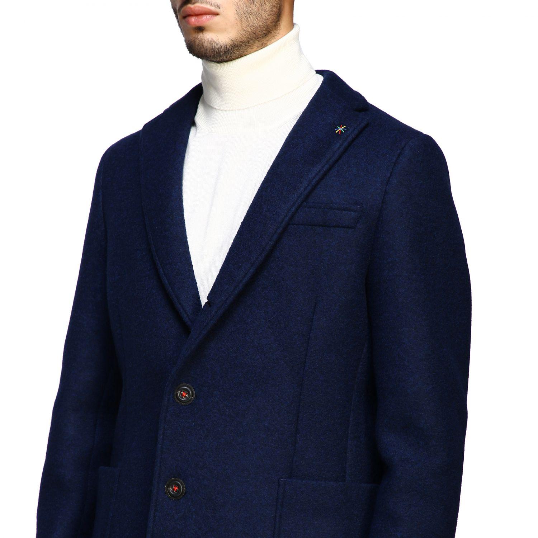Пальто Мужское Manuel Ritz синий 5