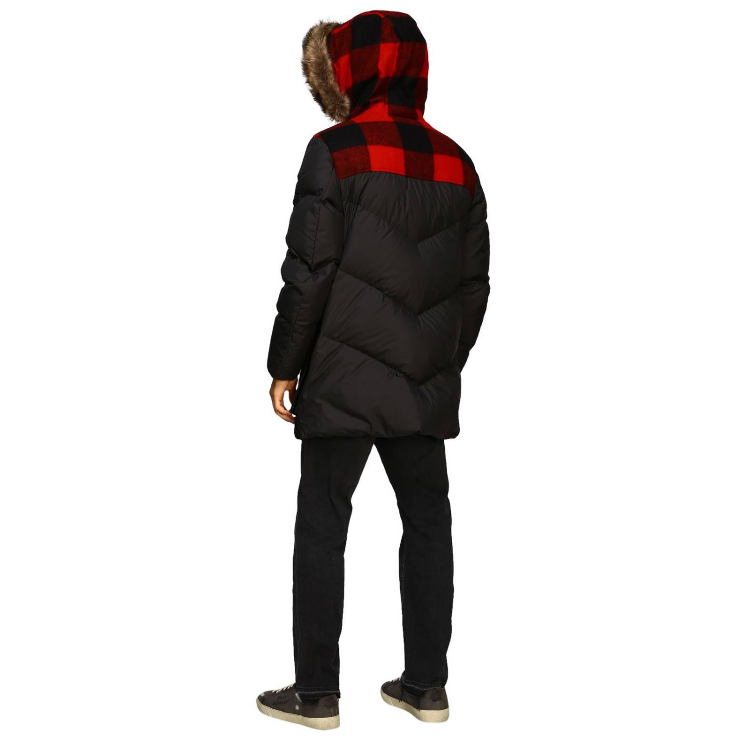 Giacca Woolrich: Giacca uomo Woolrich nero 3