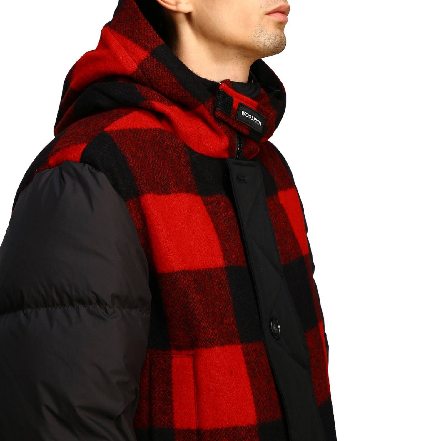 Giacca Woolrich: Giacca uomo Woolrich nero 5