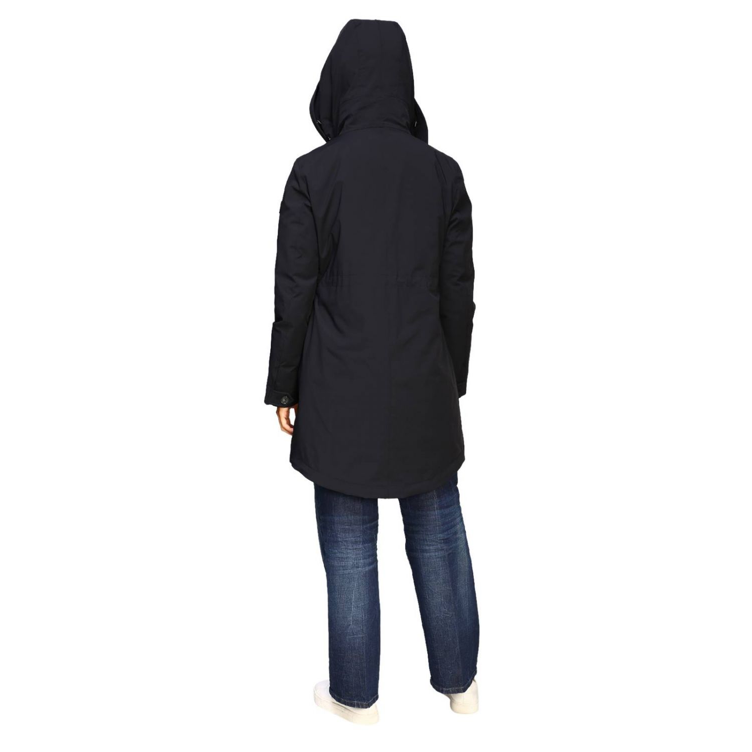 Giacca donna Woolrich nero 3