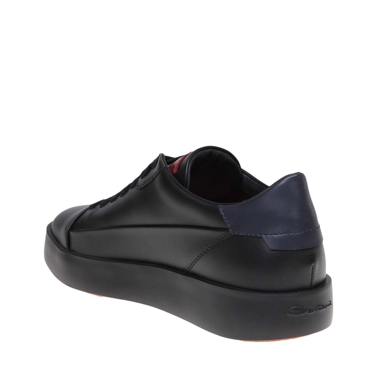 Sneakers Santoni MBWI20892NEART Giglio EN