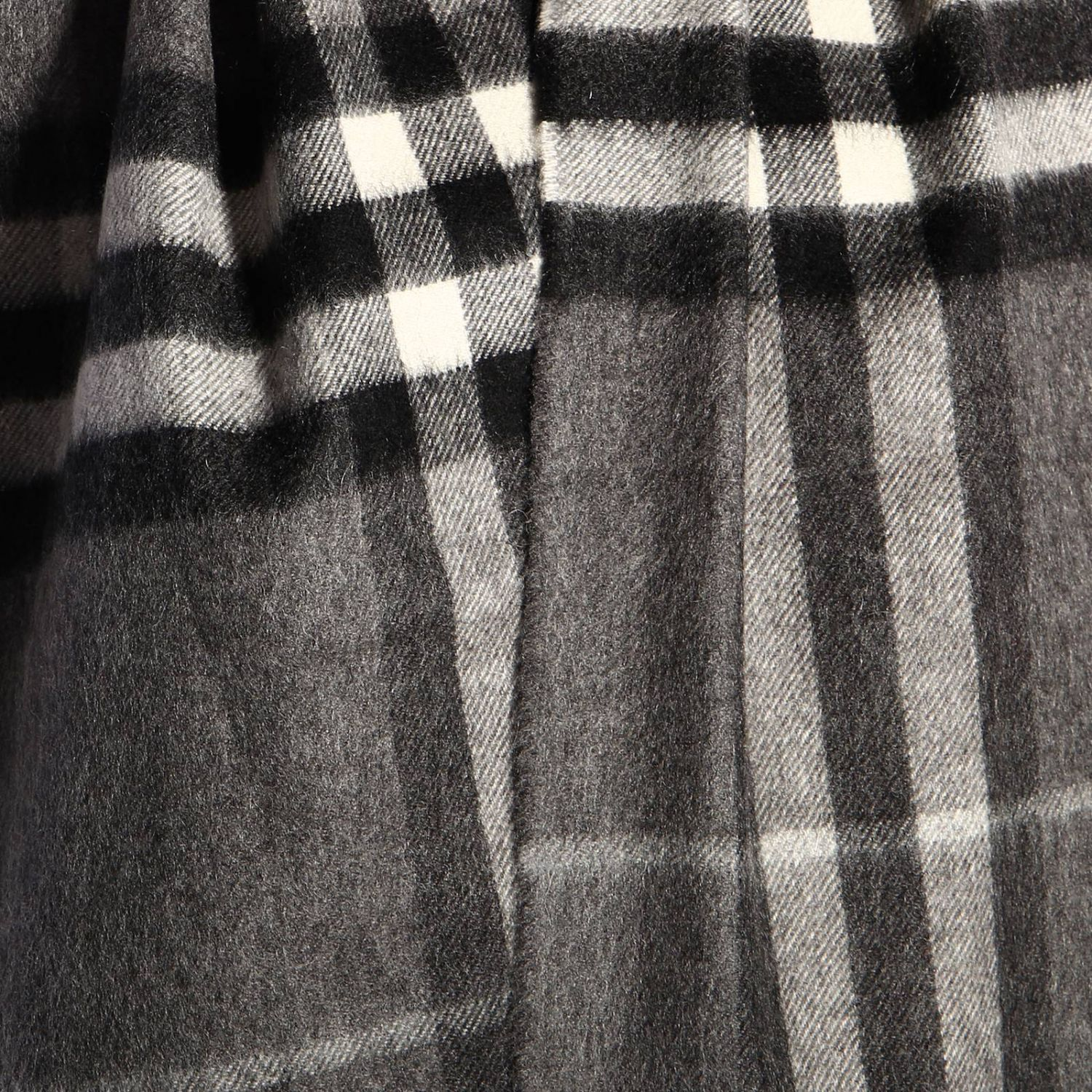 Scarf Burberry: Scarf women Burberry grey 3