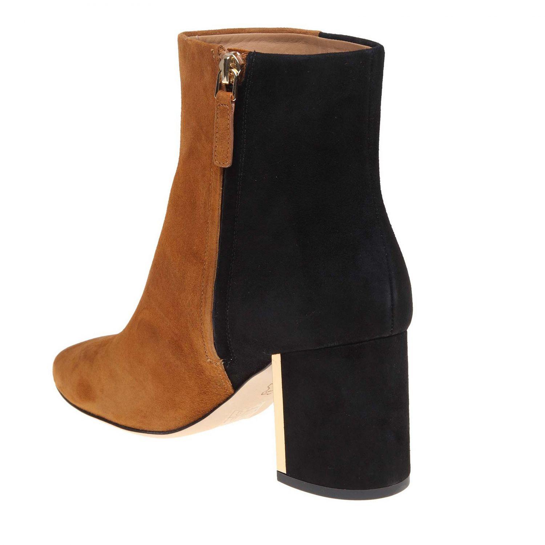 Heeled booties women Tory Burch black 5