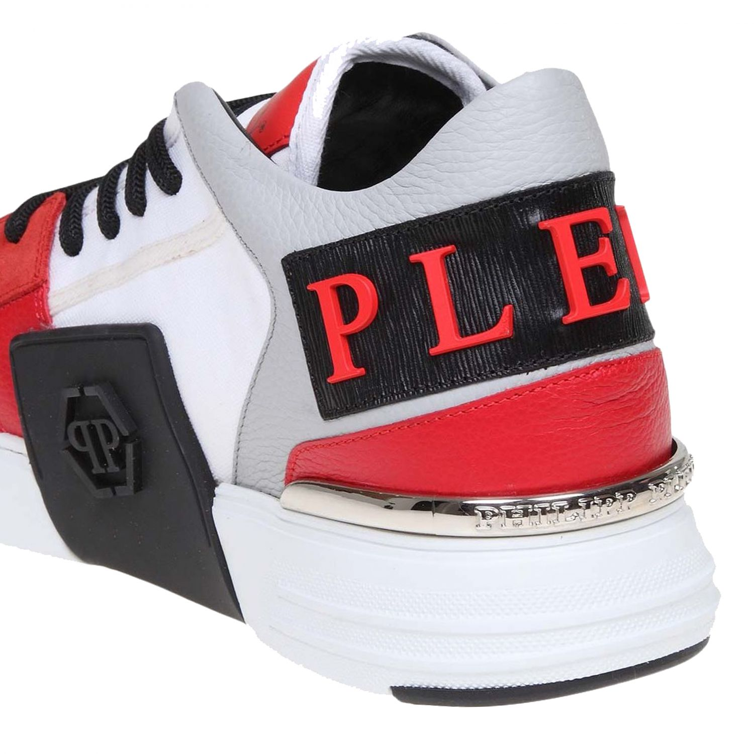 Sneakers men Philipp Plein red 5