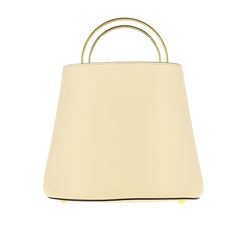 Tote bags Marni: Tote bags women Marni white 1