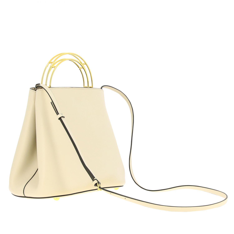 Tote bags Marni: Tote bags women Marni white 3