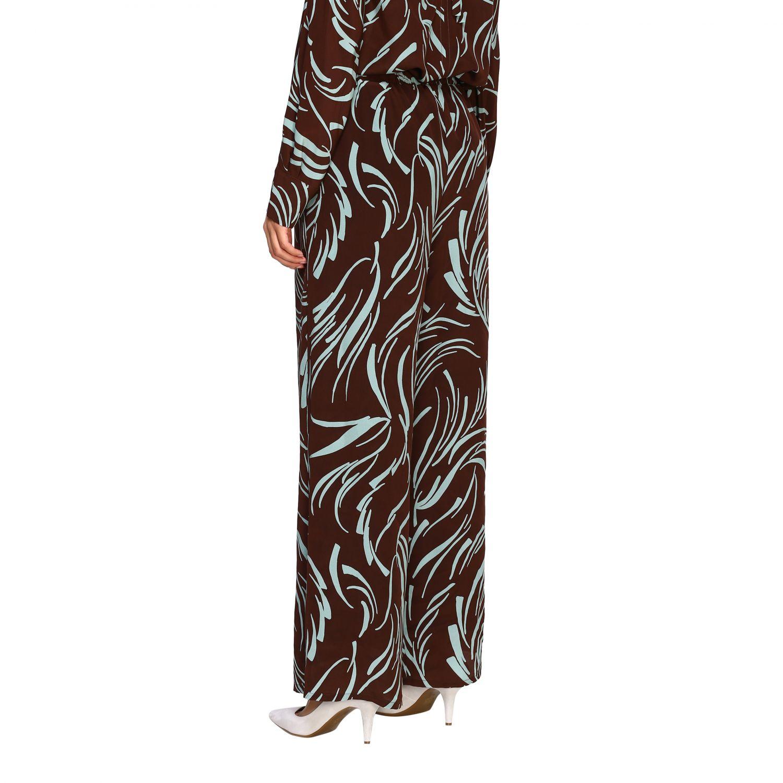 Pantalone Alysi: Pantalone donna Alysi ruggine 3